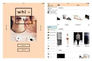 whisp homepage